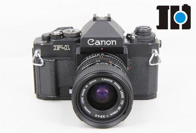 Canon佳能 F1 f1+FD 35-70/3.5 胶片相机套机135胶卷相机 NEW版