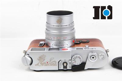 Leica/徕卡 M6 0.72+M 50/2 E39 金龙纪念版套机 实体现货
