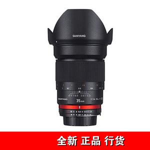 35mm f1.4 尼康口 三阳 全画幅 人像镜头 尼康 Nikon