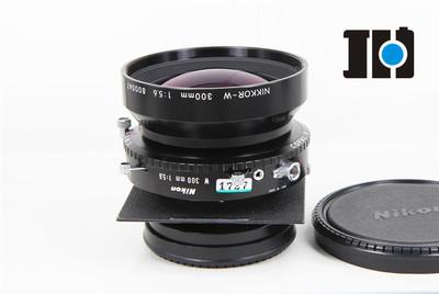 NiKON尼康 NIKKOR-W 300/5.6 大画幅座机镜头 可涵盖10X12