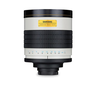 800mm F8 佳能口 尼康口 三阳 长焦镜头 折返镜头 佳能 尼康