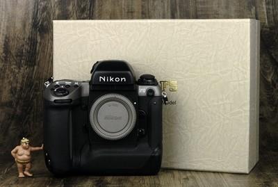 尼康 F5 50周年限量版 单反 胶片机 全新未使用品
