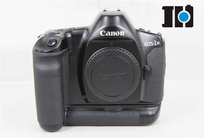Canon佳能 EOS 1N+E1手柄 eos1n 胶片单反相机机身 135胶卷