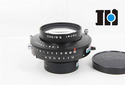 施耐德Schneider Xenar-300/5.6 大画幅座机镜头 实体现货