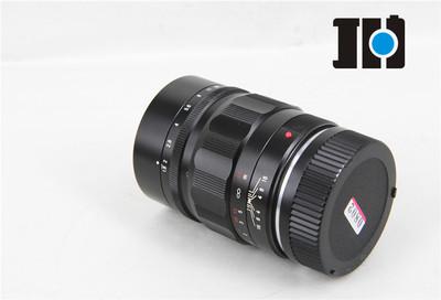 Voigtlander福伦达 VM 75/1.8 长焦定焦 手动对焦 徕卡M口 可转接