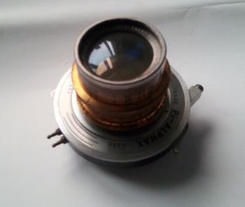 大画幅 C.P.Goerz Berlin Doppel-Anastigmat Serie III 210mm6.8
