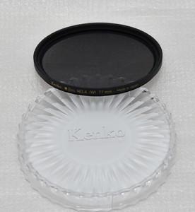 肯高 ZETA ND4 77mm 专用减光镜