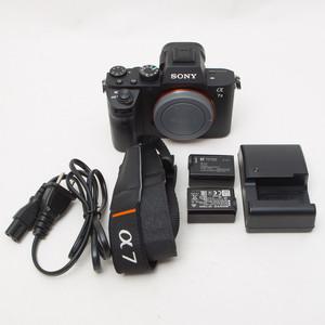 Sony索尼 ILCE-7M2单机身 A7II A7M2 二代 95新 单电微单 NO:3976