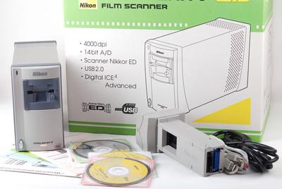 尼康135扫描仪VED(LS-50ED)+SA-21片夹#jp19431