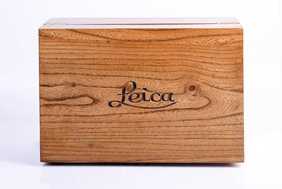【展示 收藏】徕卡展示木盒 #HK5354D