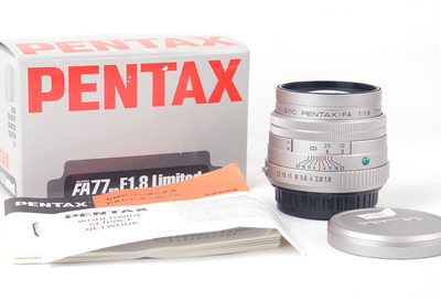 宾得 Pentax-FA 77/1.8 Limited 限量版#jp17313