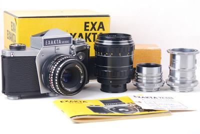 EXAKTA VX500 带50/2.8 +135/3.5套装#jp19676X