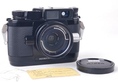 尼康 NIKONOS-III+28/3.5 潜水相机 #jp19674X