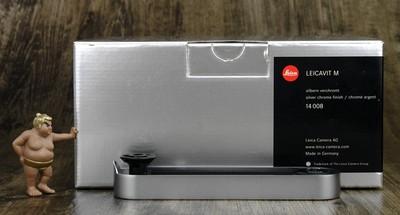 徕卡 Leicavit M 14008 银色 快速过片器 箱说全 极美品