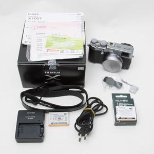Fujifilm/富士 X100T 傻瓜机一体机单电微单相机95以上新 NO:0705