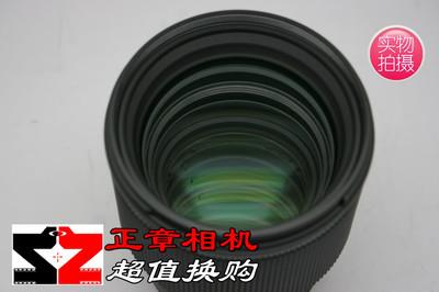 Sigma适马 85mm F1.4 ART 人像中焦单反全画幅人像 85/1.4