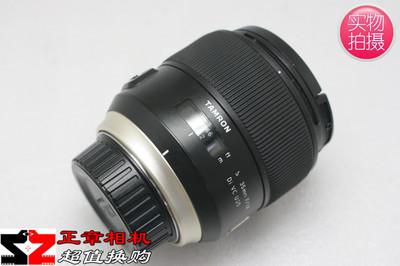 腾龙 35mm F/1.8 DI VC USD F012 定焦人像镜头SP 35 1.8
