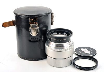 Kodak/柯达  Ektar 52/1.5 已改徕卡M口 #X00749