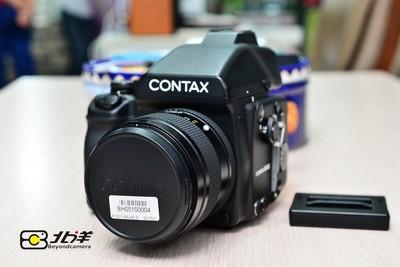97新 康泰时 Contax 645+80/2 套机 (BH05150004)【已成交】