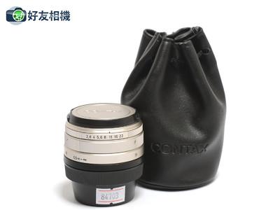 康泰时/Contax G Biogon 28mm F/2.8 镜头 G1 G2用 *超美品*