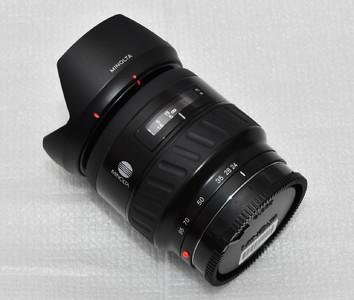 美能达索尼24-85mmF3.5-4.5变焦镜头