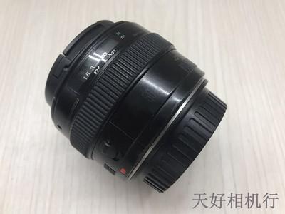 《天津天好》相机行 9新 佳能 50/1.4 USM 镜头