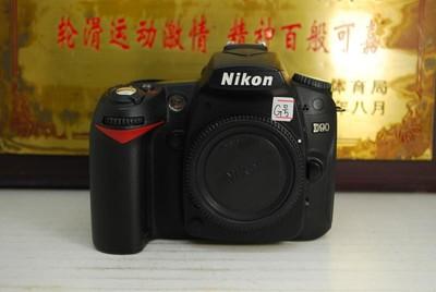 尼康 D90 数码单反相机 千万像素 经典中端入门机型