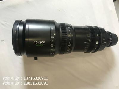 出售富士25-300mm 镜头一支