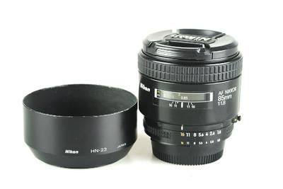 95新 尼康 AF 85mm f/1.8D