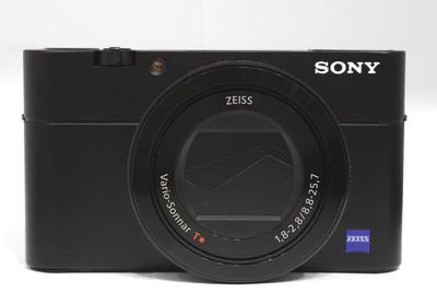 【便携式数码相机】索尼 RX100V 黑卡五代(NO:8171)*