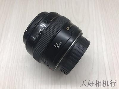 《天津天好》相机行 96新 佳能EF 50/1.4 USM 镜头