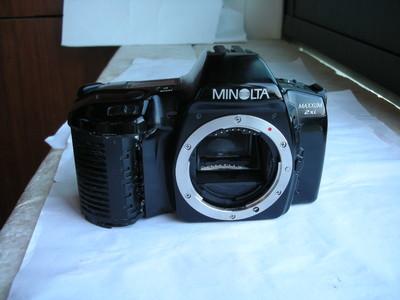 很新美能达Minolta 2xi单反相机
