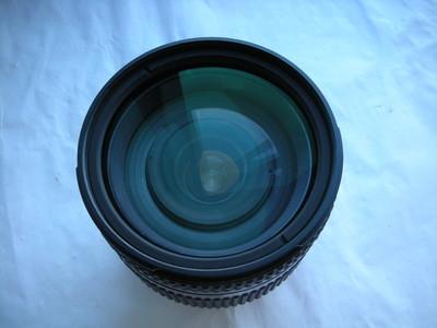 极新尼康AF24--120mmf3.5-5.6镜头,收藏使用