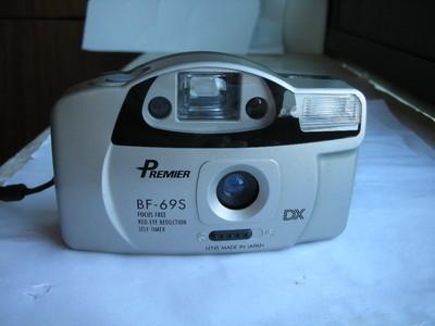 极新香港生产BF-69S便携式自动曝光相机,收藏精品