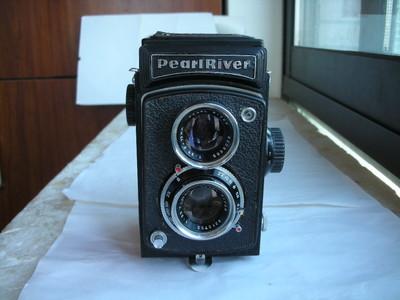 很新珠江120双反相机,收藏使用