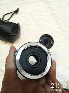 肯高 MC7 AF DGX 2.0X 增距镜/增倍镜(佳能口)