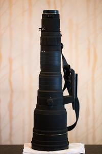 适马 APO 300-800mm f/5.6 EX DG HSM (佳能口)