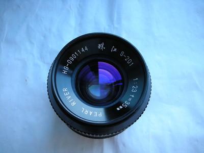 极新珠江35mmf2.3经典镜头,MD卡口,可配各种相机,送皮套