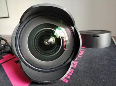 三阳14mm f2.8 T3.1超广角镜头佳能E卡口