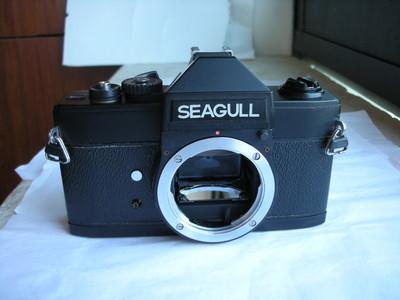 较新海鸥DF-2单反相机