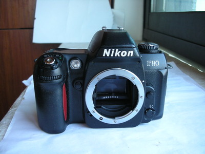 很新尼康Nikon F80经典相机