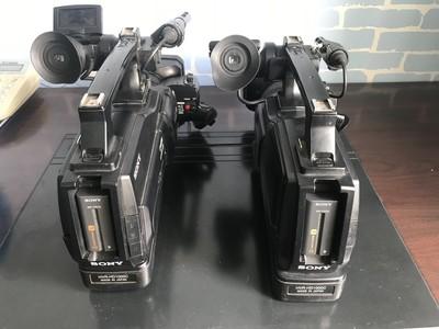 索尼 HVR-HD1000C(两台打包转让)