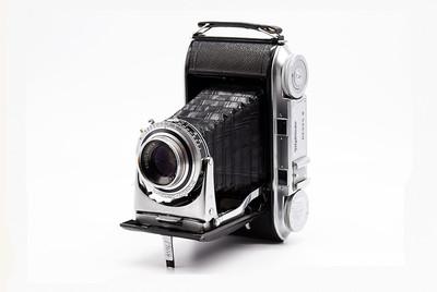福伦达 BESSA II 带APO 105/4.5彩圈镜头 #HK7659