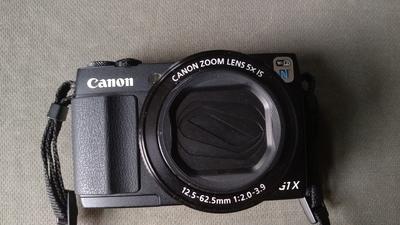 佳能Canon 博秀PowerShot G1X MARK II 最好的小数码