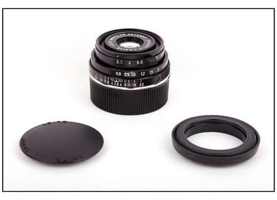 特价【试制品美品】徕卡 ELMARIT-C 40/2.8 #JP11127