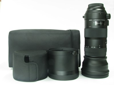 适马 150-600mm f/5-6.3 DG OS HSM Sports佳能口