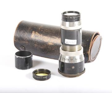特价梅耶 Gorlitz 105/4.5 LTM L39螺口黑漆 #HK7179