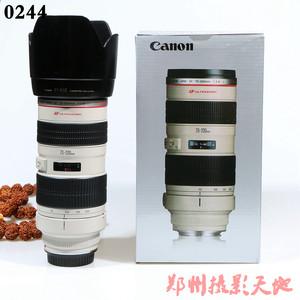 千亿国际娱乐官网首页 EF 70-200mm f/2.8L USM(小白)单反镜头 0244