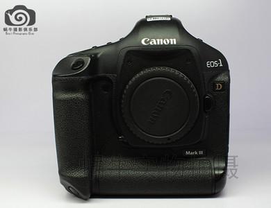 【078】99新二手 Canon佳能 1D3 单机小马三高端单反 唐山蜗牛
