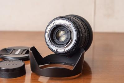 图丽 AF AT-X 20-35mm f/2.8 Pro尼康口全画幅